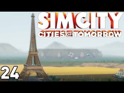 SimCity: Cities of Tomorrow - Part 24 (Monuments and Great Works)
