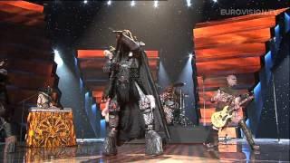 Lordi - Hard Rock Hallelujah (Finland) 2006 Semi-Final