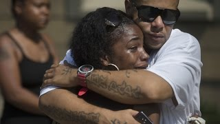 Cincinnati prosecutors hold news conference following police shooting