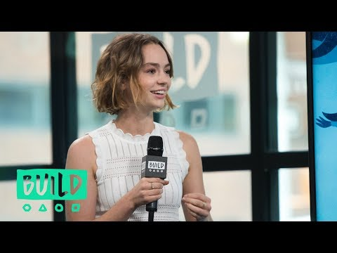 "Brigette Lundy-Paine Addresses The Release Of Netflix's ""Atypical""."