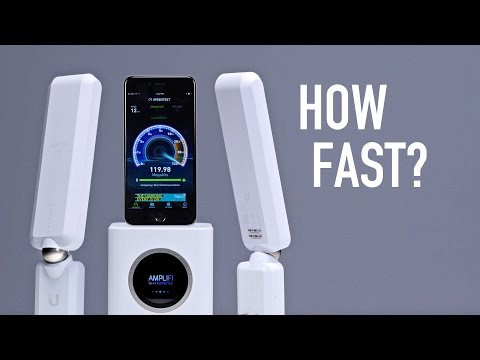 Thumbnail: The Fastest WiFi I've Tested...
