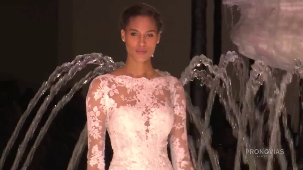 Pronovias 2019 Fashion Show Video