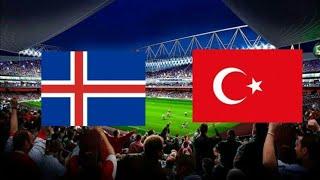 İzlanda - Türkiye Milli Maçı Ne Zaman? Hangi Kanalda?