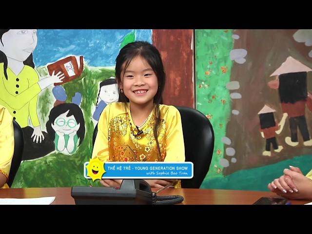 Thế Hệ Trẻ Phần 1 ANNA & ALANA
