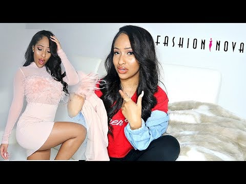 Download Youtube: THE REAL SPILL ON FASHION NOVA CLOTHES!!! (TRY ON HAUL)