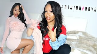 THE REAL SPILL ON FASHION NOVA CLOTHES!!! (TRY ON HAUL)