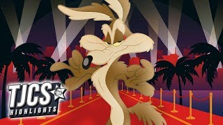 Wile E Coyote Movie Is Officially Coming!
