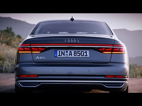 2018 Audi A8 L Drive Interior and Exterior | Luxury Car