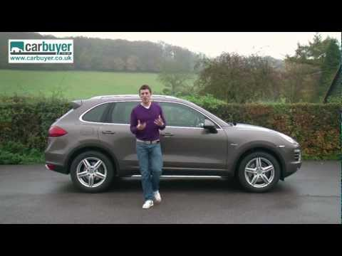 Porsche Cayenne SUV review - CarBuyer