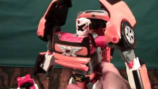 Tobot Adventure X Review (from Young Toys 또봇)