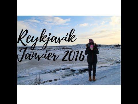 Reykjavik - Islande 2016