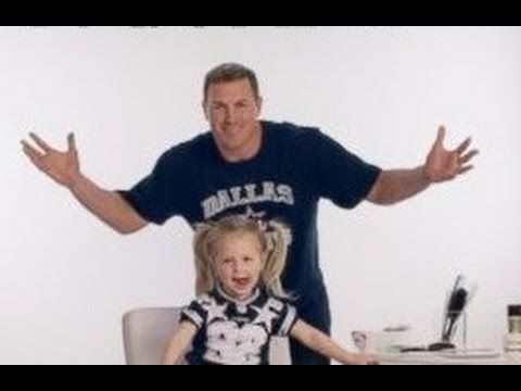 Pantene Dad-Do Super Bowl Ad | NFL Dads And Their Daughters