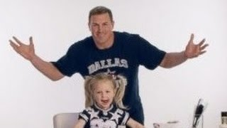 pantene dad do super bowl ad   nfl dads and their daughters