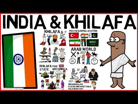 INDIA & THE UNFORGETTABLE HISTORY OF KHILAFA - Imran Hosein Animated