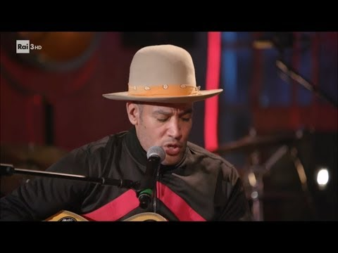 BenHarper e Charlie Musselwhite - Trust you to dig my grave - Ossigeno 01/03/2018