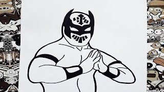 Como dibujar a sin cara | how to draw sin cara