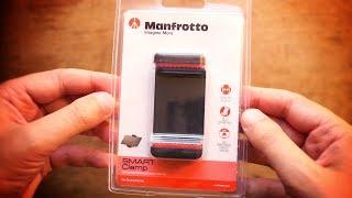Manfrotto Smartphone Clamp