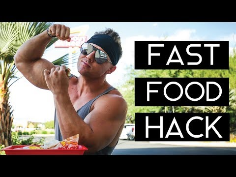 How To Stay Lean and Eat Fast Food