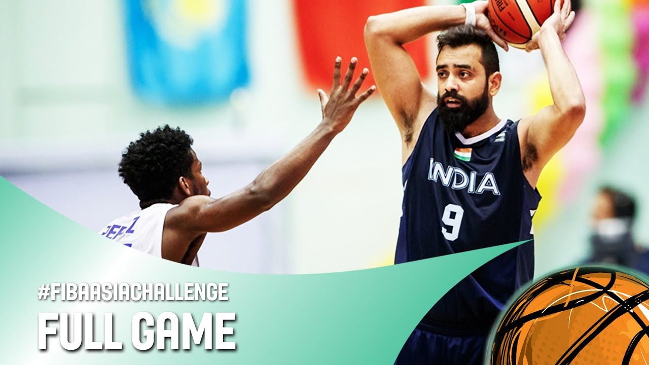 Philippines v India - Full Game - FIBA Asia Challenge 2016
