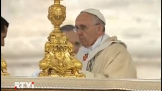 Римско-Католическая Церковь впервые в истории показала останки Апостола Петр