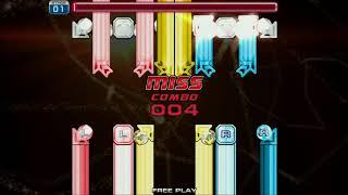 [Pump It Up Fiesta 2] FFF Co-op x3 (BGA DARK)