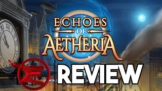 Echoes of Aetheria Review - Steam Gameplay