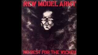 Watch New Model Army Ambition video