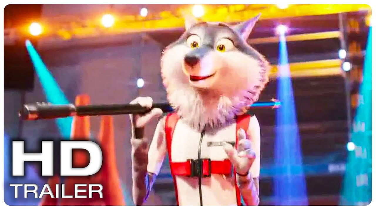 """SING 2 """"Porsha's Time To Show"""" Trailer (NEW 2021) Animated Movie HD"""