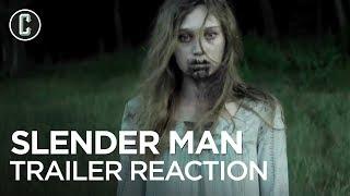 Slender Man Trailer Reaction & Review
