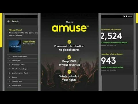 Amuse.io- How to become a successful Uploader (Album Art issues)