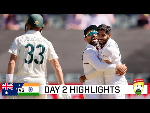 India take upper hand in enthralling day-night Test | Vodafo