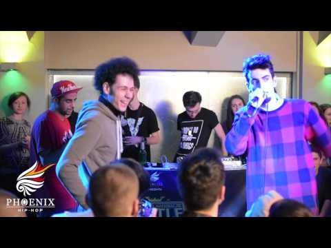 Battle MC Romania:  MC Ciob vs Zary (a-2-a semifinala)
