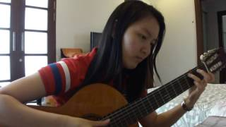 Rain and Tears Fingerstyle Guitar Cover