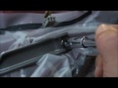 HOW TO Fix Broken Window Regulator Honda Accord 1998 to 2002 - Replace Honda window regulator