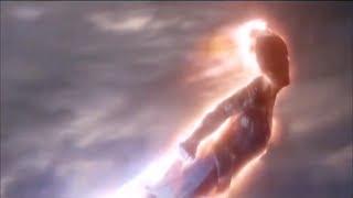 Avengers Endgame Captain Marvel Rescues The Avengers From Thanos Scene Revealed [HD] (NEW Footage)