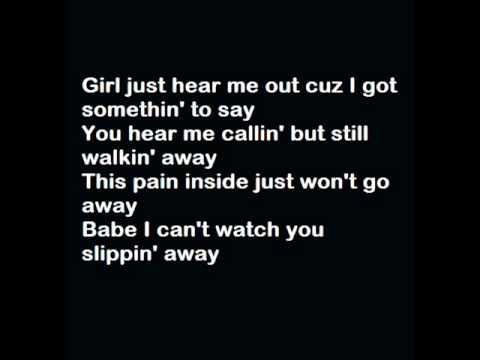 Aziatix - Slippin' away (with lyrics on screen)