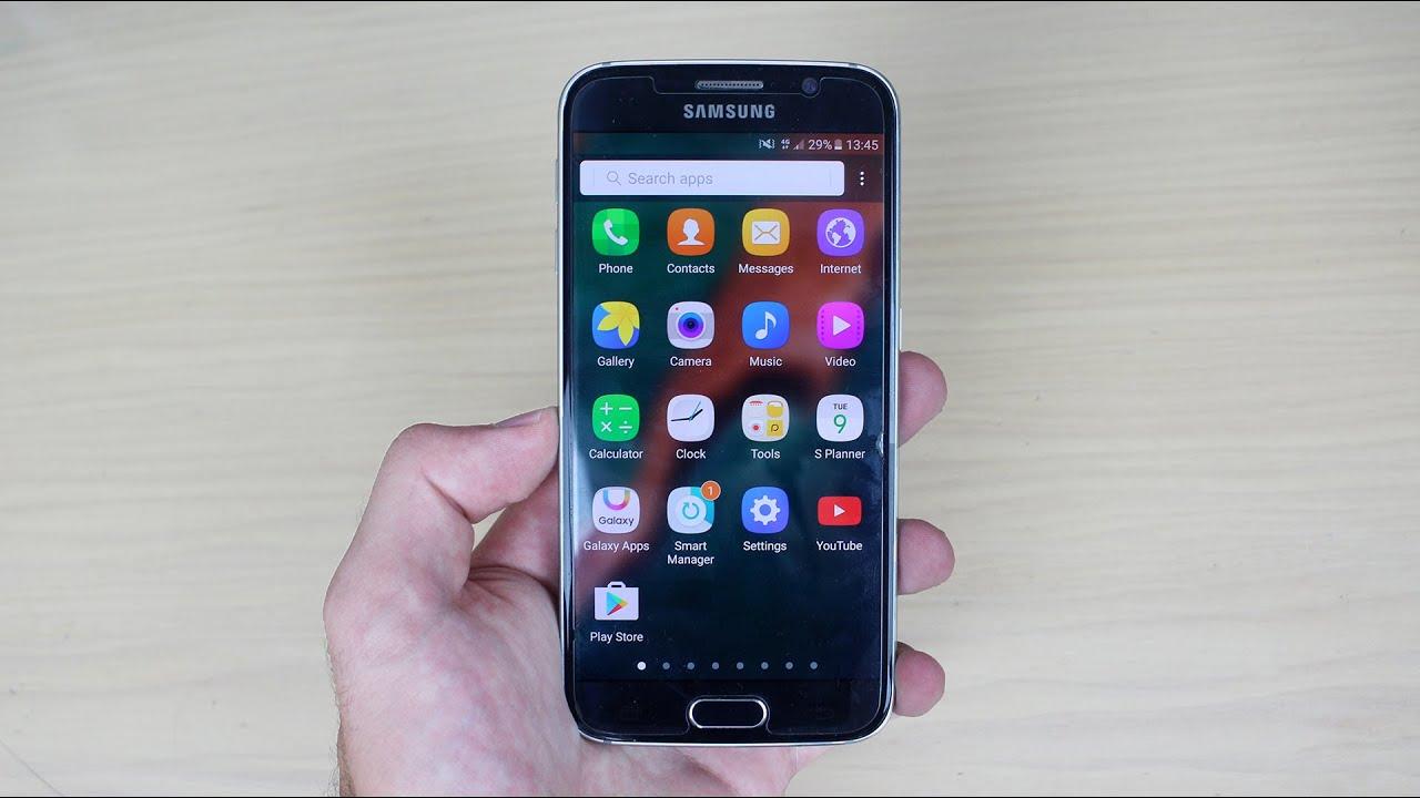 Download Samsung Galaxy Note 7 Launcher APK