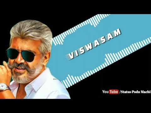 Viswasam mass bgm ringtone tamil whatsapp status