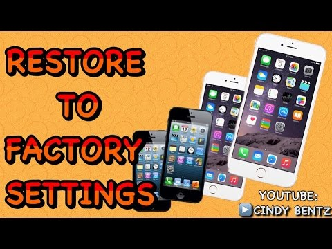 iphone 5c hard reset how to restore iphone 5 5c 5s 6 6 plus to factory settings 9038