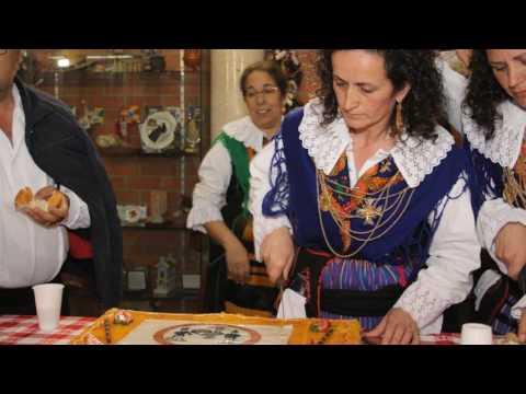 Anabela Fernandes Rádio Barcelos [Dia da Musica] - Grupo  Folclórico Juvenil de Galegos Santa Maria