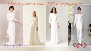 Tendinte in moda a anului 2019 in categoria de nunti