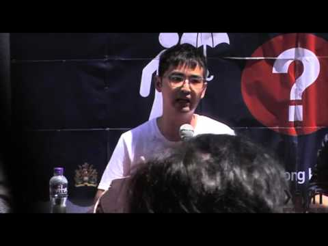 24SEP2015 雨傘革命-回顧及展望論壇|Umbrella Revolution in Prospect and Retrospect