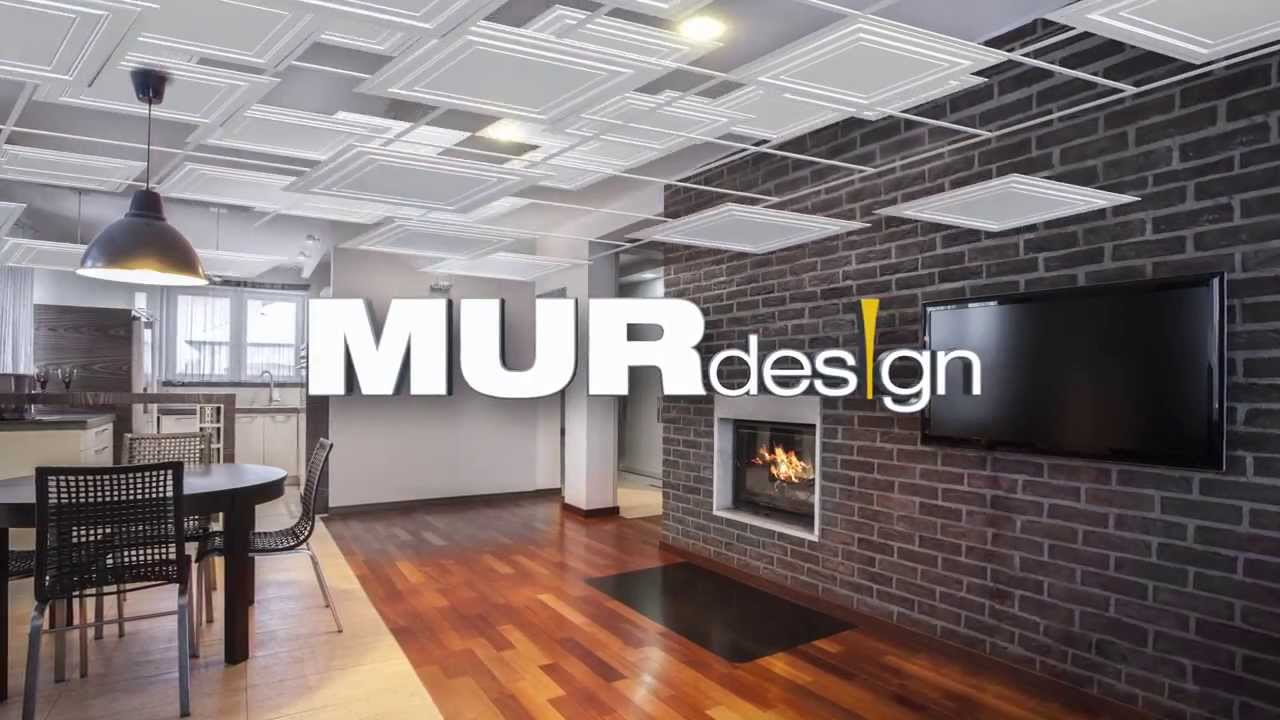 mur design quatro 24 x 24 plaza youtube. Black Bedroom Furniture Sets. Home Design Ideas