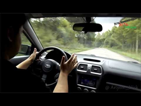 Subaru Impreza 2.0 160 л.с.