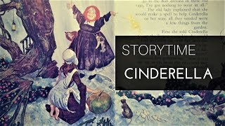 ASMR Storytime Series, Cinderella