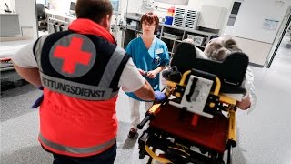 Überfüllte Notaufnahmen: Ein Vormittag im Notaufnahmezentrum am Klinikum Osnabrück