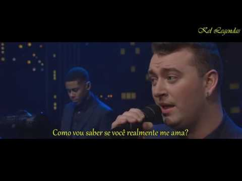 Sam Smith: How Will I Know  LegendadoTradução