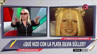 Silvia Süller quiere volver a la televisión thumbnail