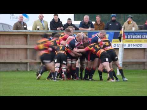 Bradford & Bingley v Morpeth Second Half