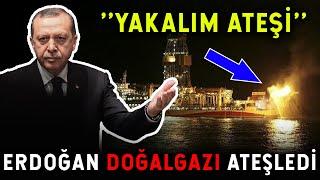 Erdoğan Doğalgaz'ın Vanasını Açtı! İNANMAYANLAR BAKSIN, VERİN ATEŞİ